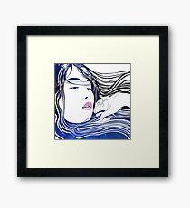 Swoon Framed Print