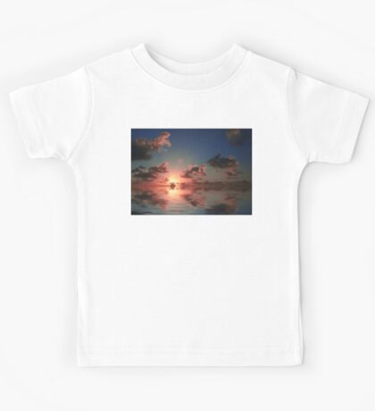 Caribbean Sunset Kids Clothes