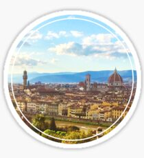 Florence, Italy Sticker