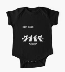Baby Road One Piece - Short Sleeve