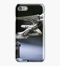 1928 Packard 526 Convertible Coupe Hood Ornament iPhone Case/Skin