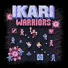 Warriors Ikari by likelikes