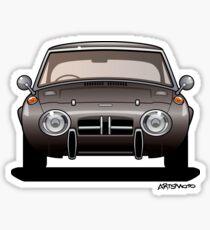 Classic Icons: Toyota Sports 800 / S800 Sticker