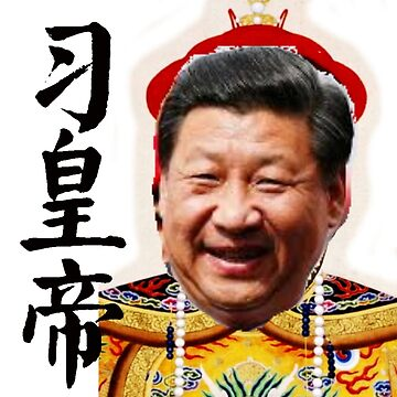 Emperor Xi: China's Autocrat by mishki