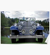 1932 Packard Victoria Convertible IV Poster