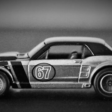 1967 Mustang cars by pacoce1