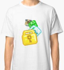 Growtopia Lock Spiral Classic T-Shirt