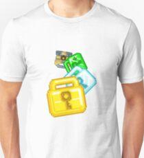 Growtopia Lock Spiral Unisex T-Shirt