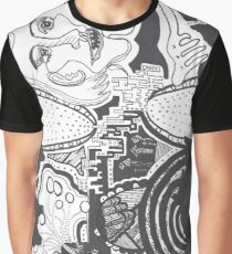 stream of consiousness #2 Graphic T-Shirt