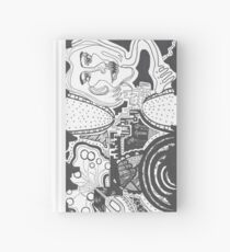 stream of consiousness #2 Hardcover Journal