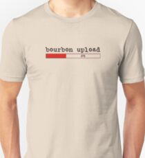bourbon upload Unisex T-Shirt