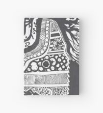 stream of consiousness Hardcover Journal