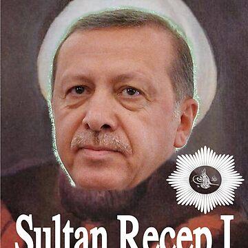 Sultan Recep I--Turkey's Autocrat by mishki