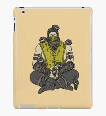 The Shirai Ryu iPad Case/Skin
