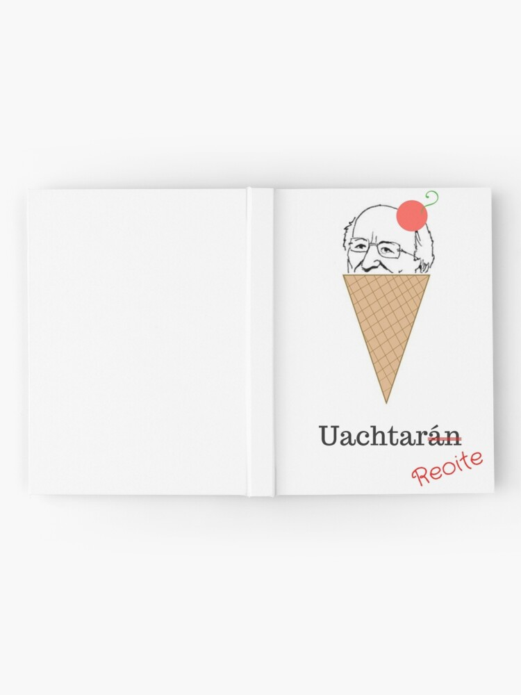 Alternate view of Michael D Flavour Ice Cream Hardcover Journal