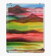 """Mountainscape"" - Original, Unique Artist's Design! iPad Case/Skin"