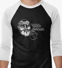 Vato Cocoa Men's Baseball ¾ T-Shirt