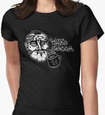 Vato Cocoa Women's Fitted T-Shirt