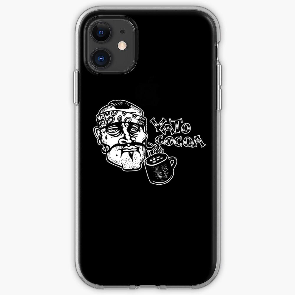 Vato Cocoa iPhone Soft Case