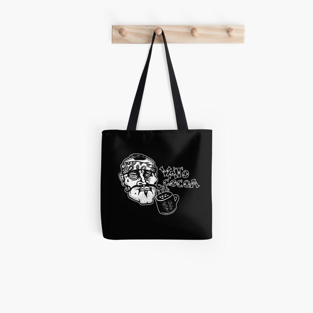 Vato Cocoa Tote Bag