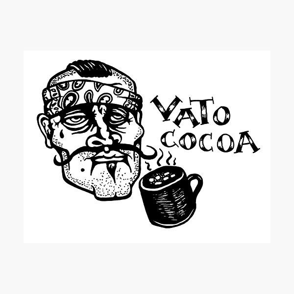 Vato Cocoa Photographic Print