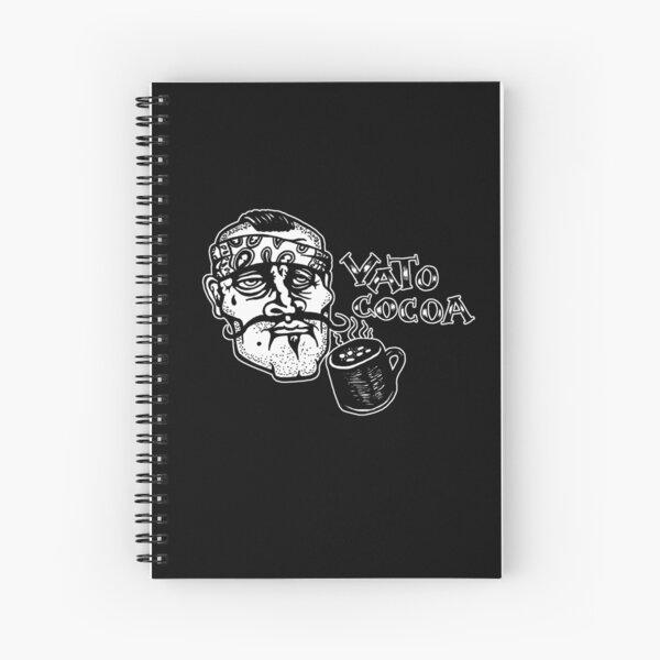 Vato Cocoa Spiral Notebook