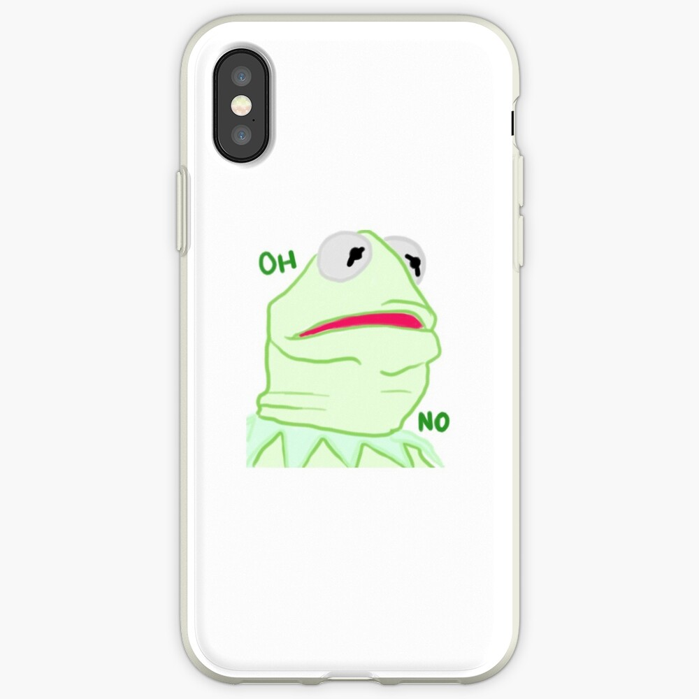 Ach nein iPhone-Hüllen & Cover