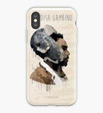 Childish Gambino Droplet iPhone Case