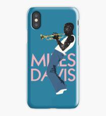 Miles Davis iPhone Case