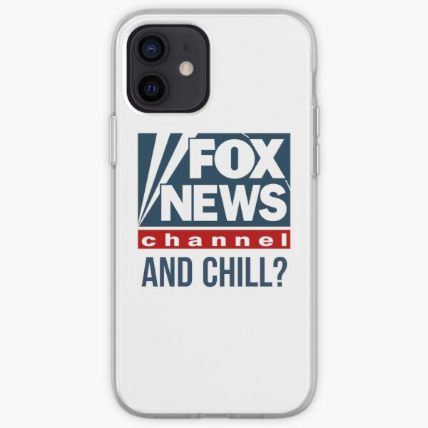 Fox News and Chill  iPhone Soft Case