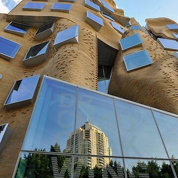 Dr Chau Chak Wing Building NSW by warriorprincess
