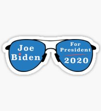 Joe Biden for President in 2020 Sticker