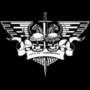 Officio Assassinorum Emblem by spartan4279