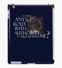 Mouth of Sauron iPad Case/Skin