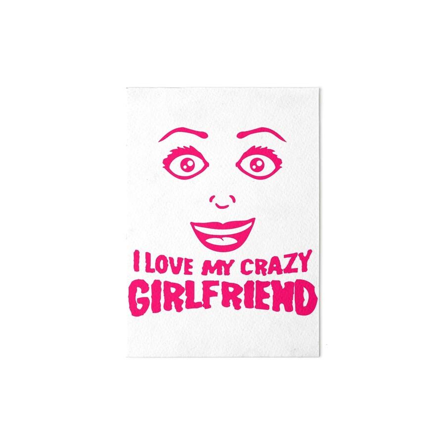 Girlfriend sexy face