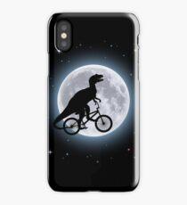 Dinosaur Moon iPhone Case/Skin