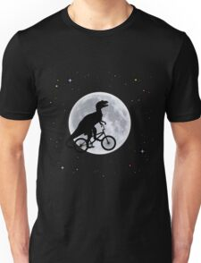 Dinosaur Moon Unisex T-Shirt