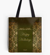 Happy Hollidays Tote Bag