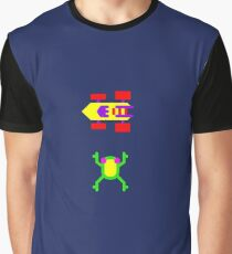 Arcade Love - Frogger Graphic T-Shirt