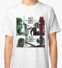 TIM MCGRAW - FAITH HILL SOUL 2 SOUL WORLD TOUR 2017 SPECIAL COVER Classic T-Shirt