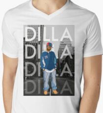 Dilla Men's V-Neck T-Shirt