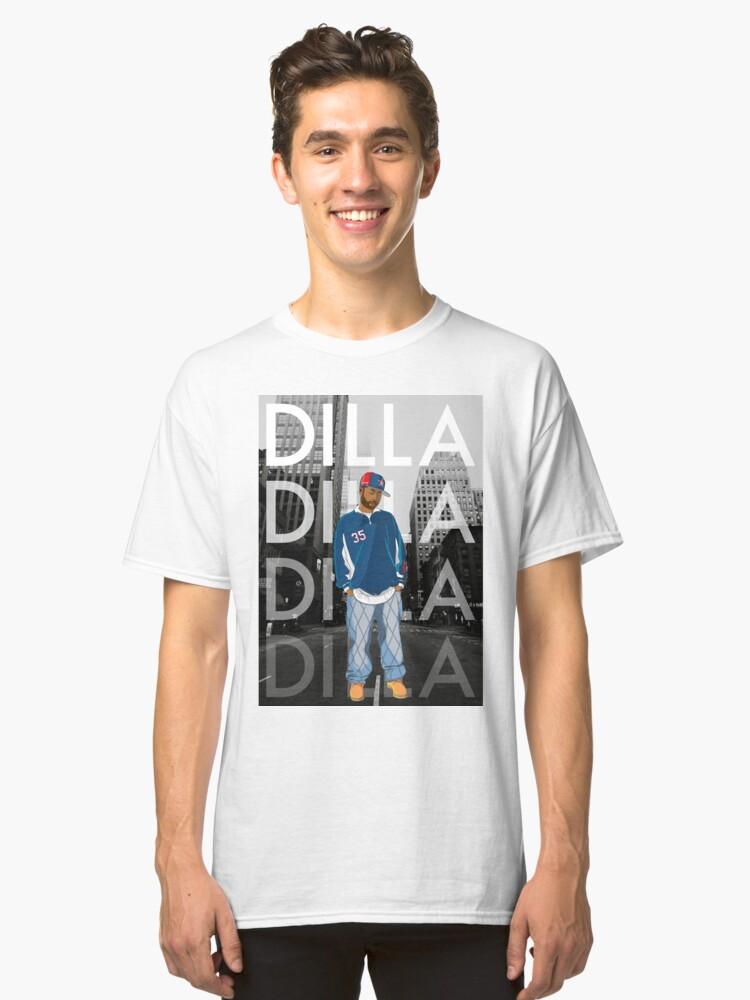 Dilla Classic T-Shirt Front