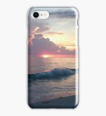 Serenity Beach Sunset iPhone Case/Skin