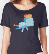 Toast in the Shell Women's Relaxed Fit T-Shirt