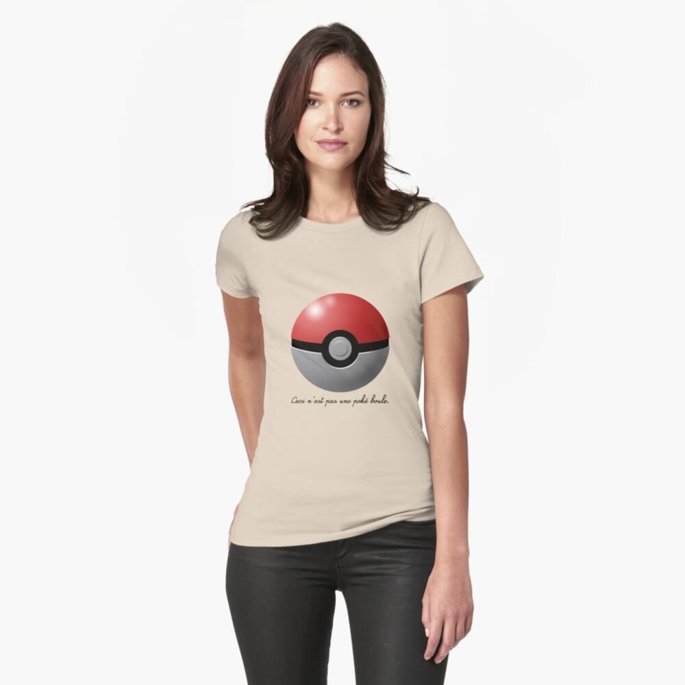 La Trahison des Chemises Womens T-Shirt Front