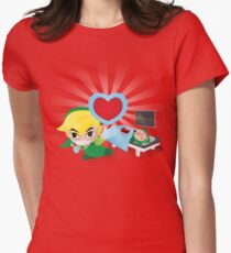 Dr. Link Women's Fitted T-Shirt