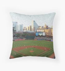 Orioles  Throw Pillow