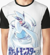 Pocket Monsters: Silver Graphic T-Shirt