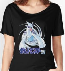 Pocket Monsters: Silver Women's Relaxed Fit T-Shirt