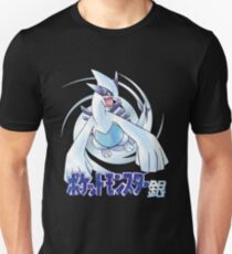 Pocket Monsters: Silver Unisex T-Shirt